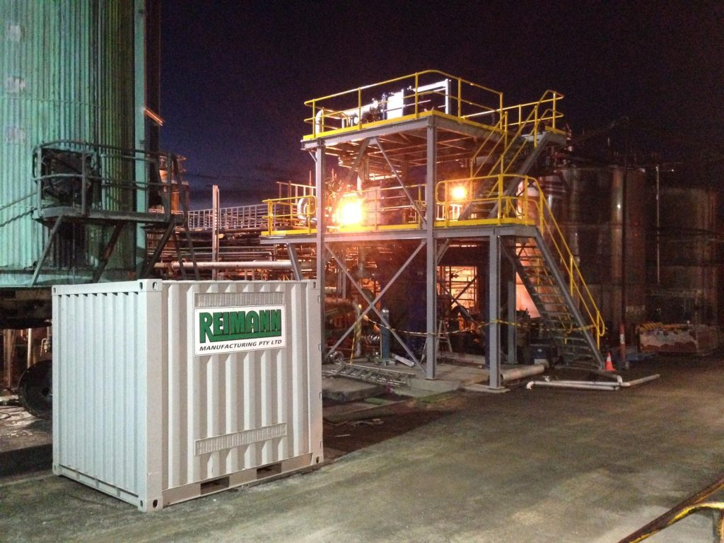 ADCHEM Heat Exchanger Project 1