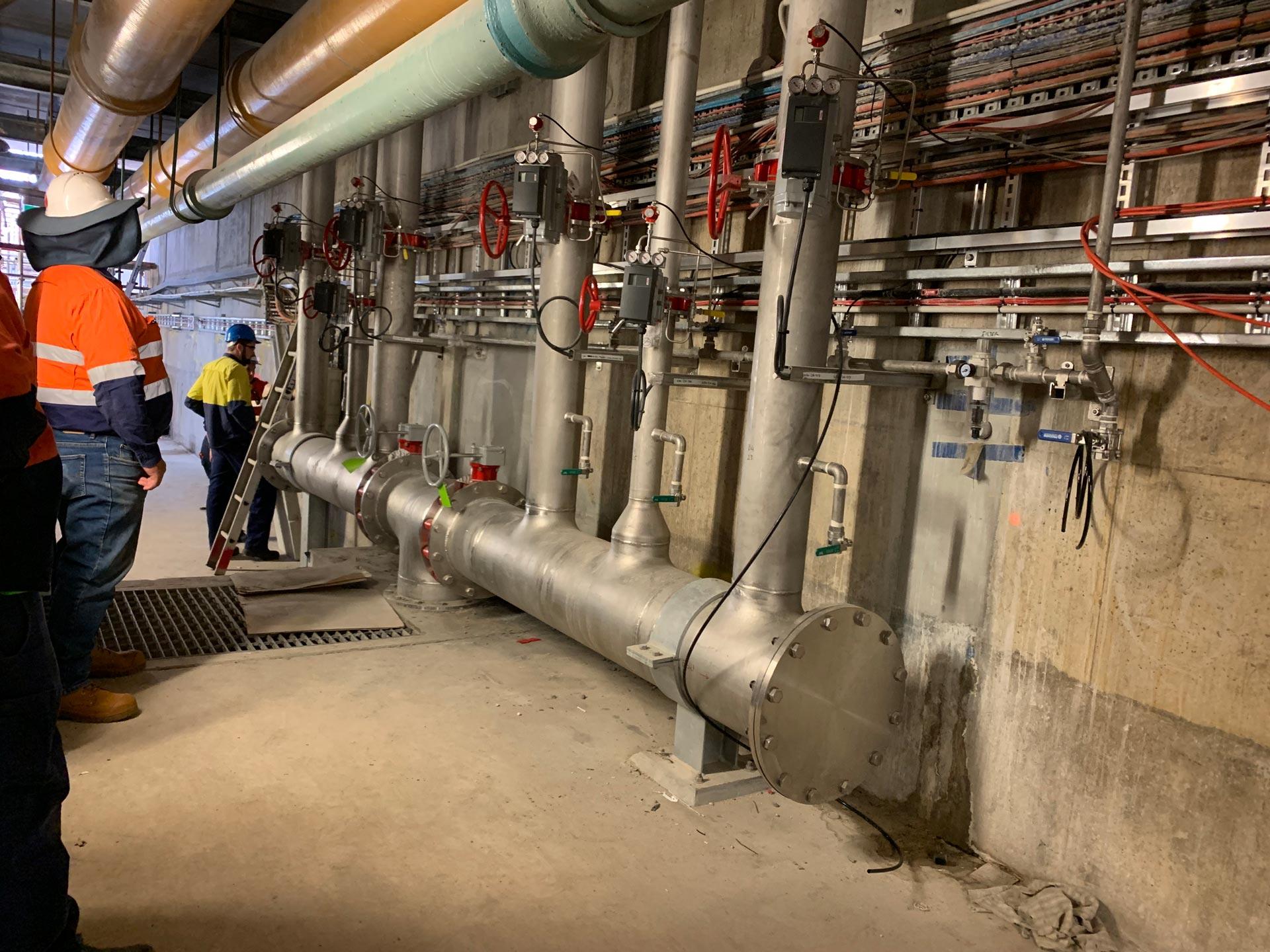glenelg wastewater treatment plant 1