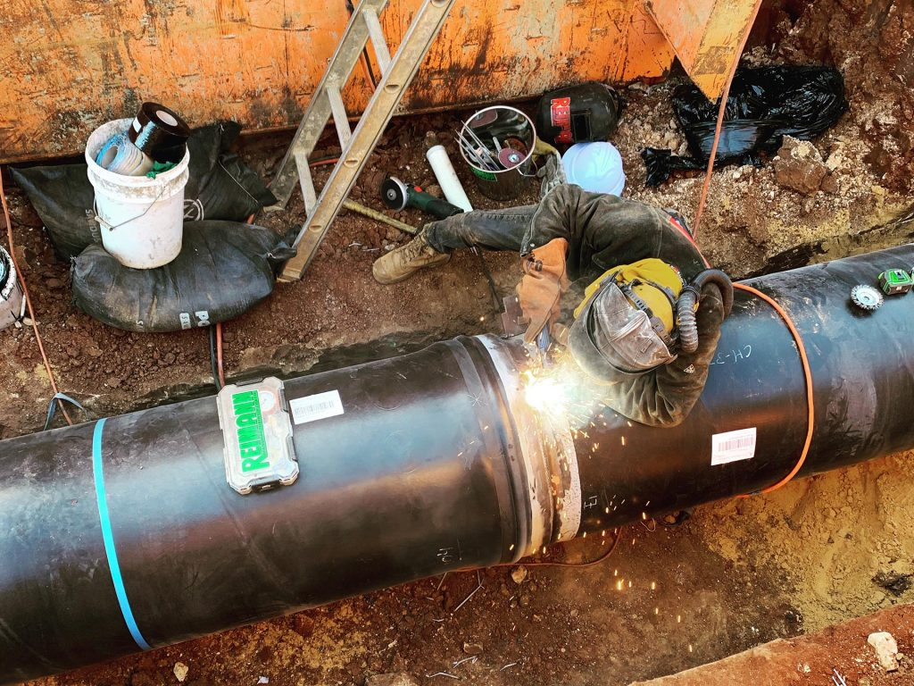pipeline welding 1