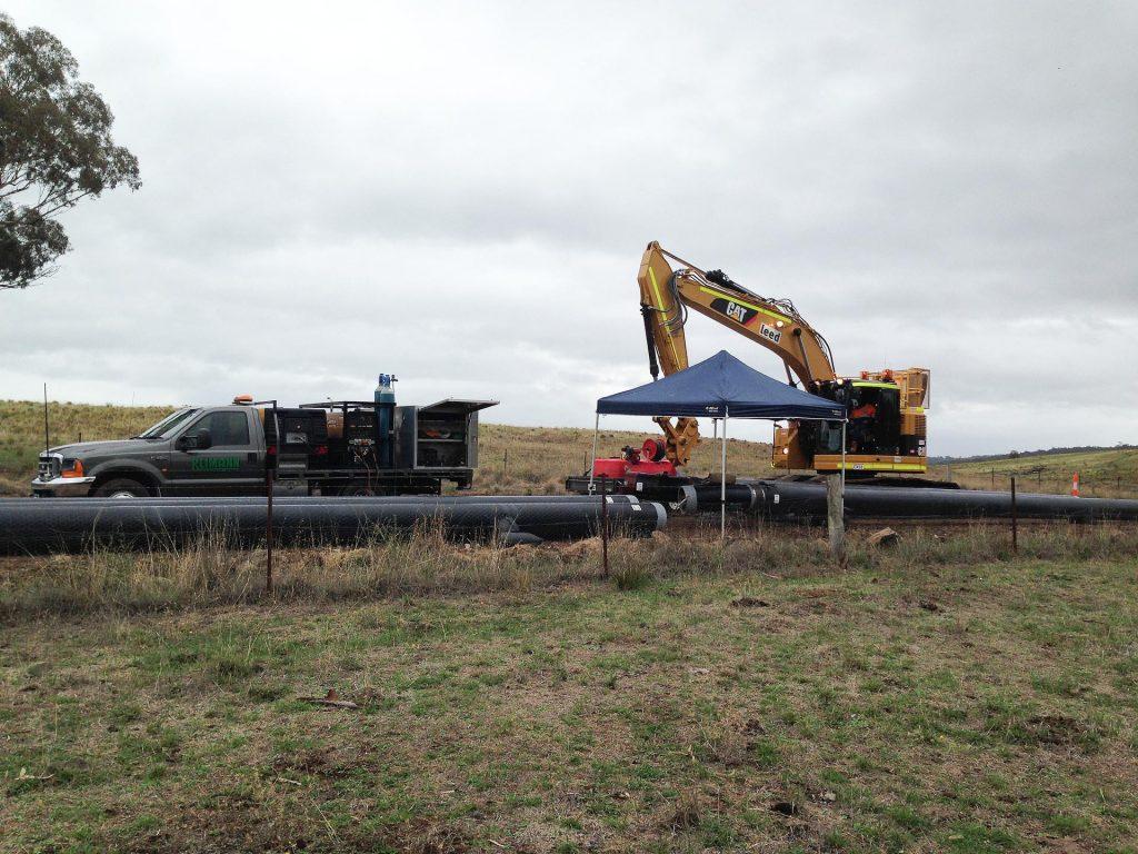 pipeline works 1