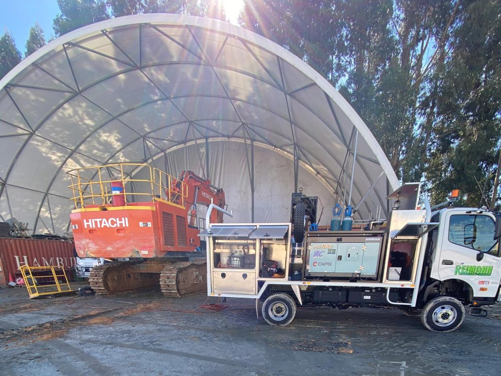 site welding